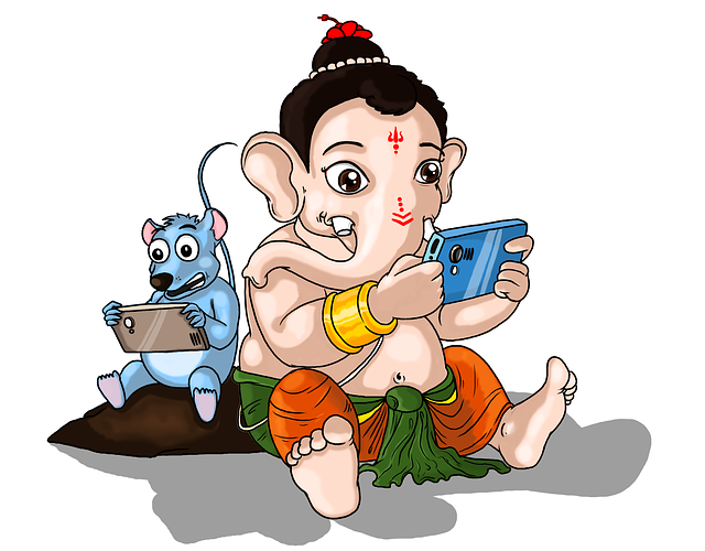 ganesha photos 2019