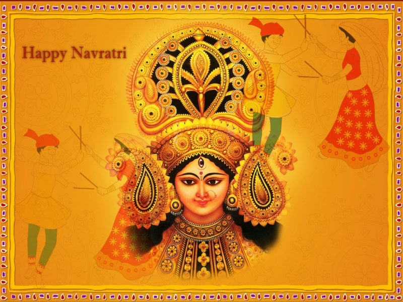 HD Navratri Wallpapers